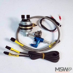 MSW Fuel Pressure Kit