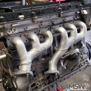 MSW SpecE46 Headers