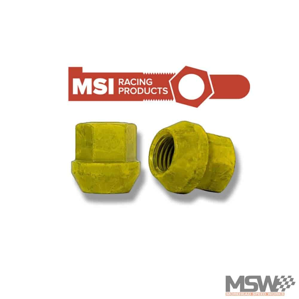 MSI Lug Nuts