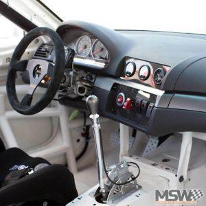 CAE Shifter - E46 installed