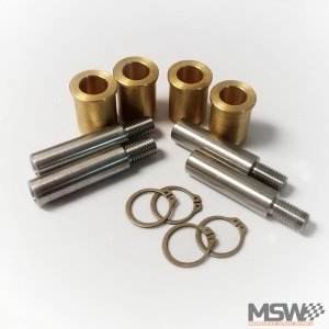 Brass Brake Guides