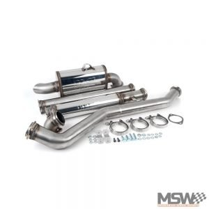 Spec E46 Exhaust System