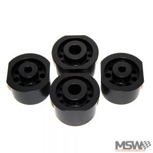 E46 Rear Subframe Solid Bushings