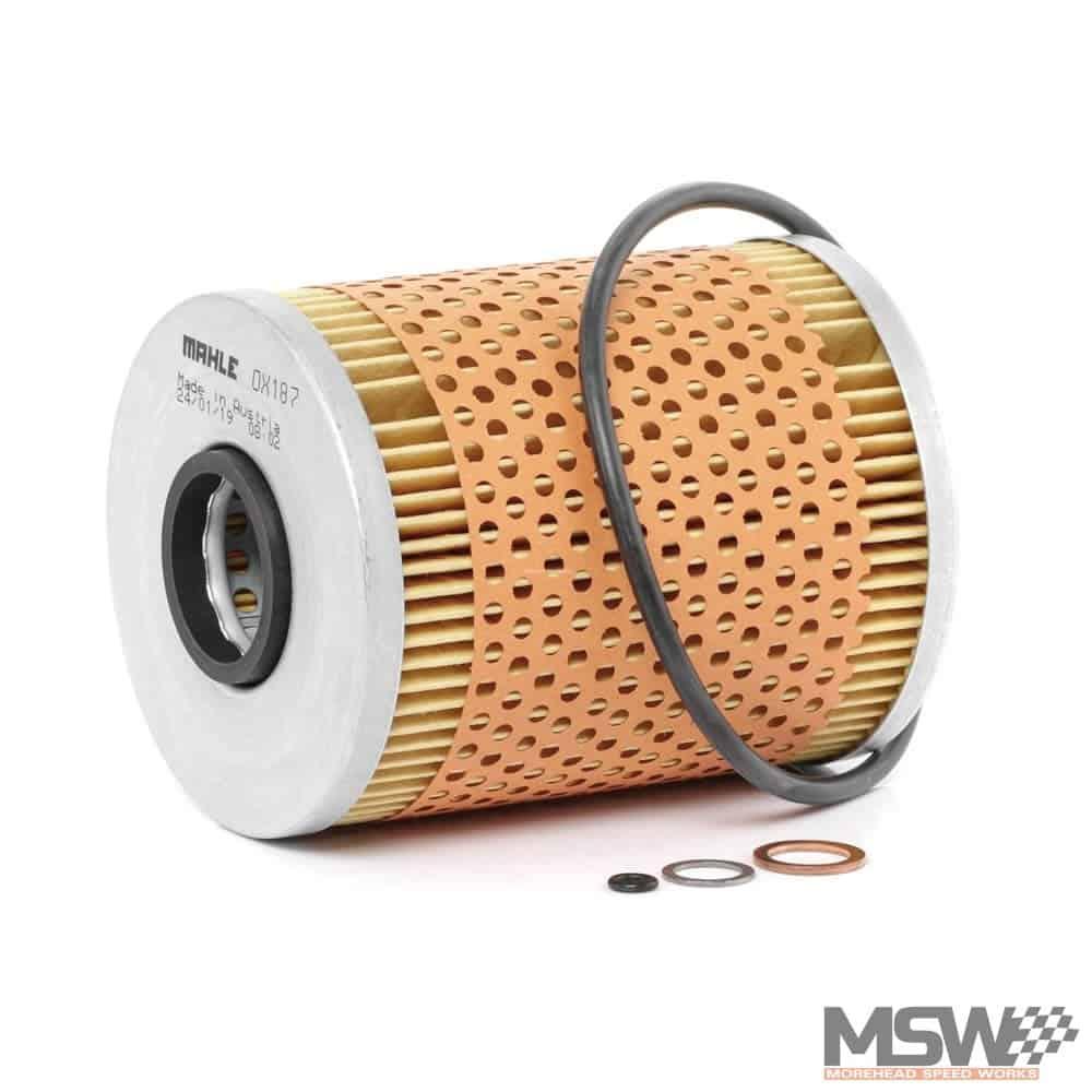 S50/S52/S54 Oil Filter Kit - Mahle