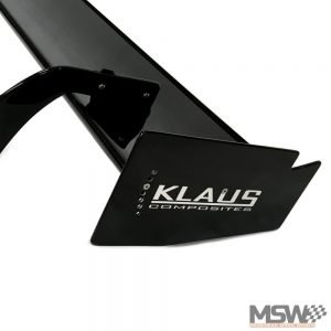Klaus Swan Neck End Plates