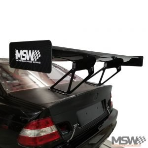 MSW Club Race Wing