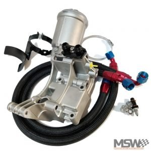 MSW M5X E46 Oil Cooler