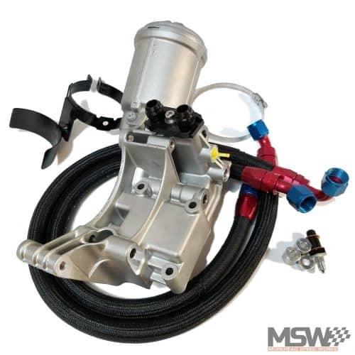 MSW M5X E46 Oil Cooler