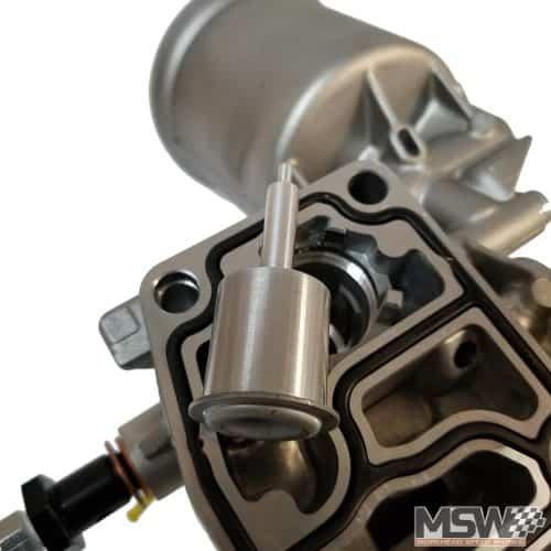 MSW Oil Cooler Diverter Valve