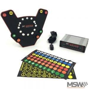 Cartek Wireless Steering Wheel Switches