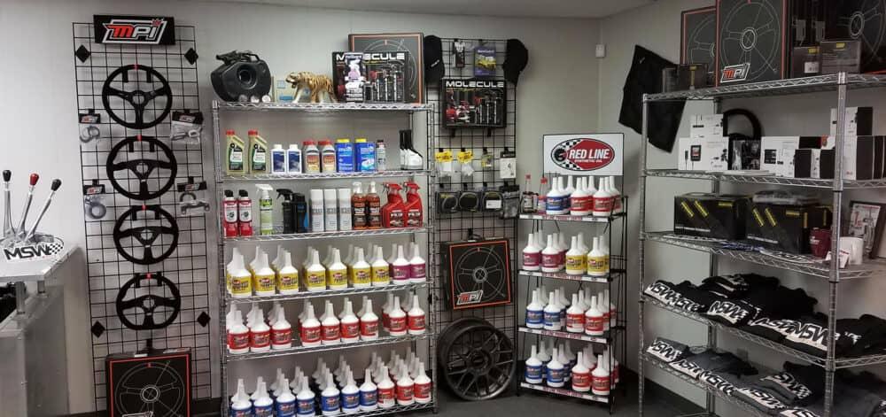 MSW Showroom