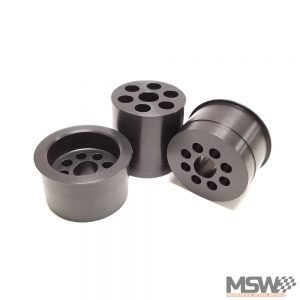 E36 Solid Aluminum Diff Bushings