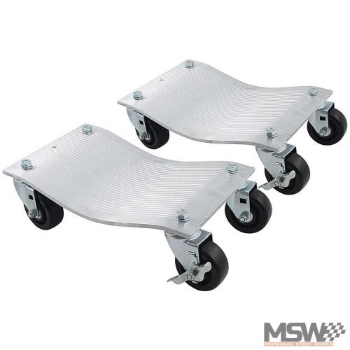 Aluminum Car Dollies