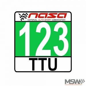 NASA TT Number Panels