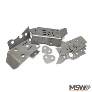 MSW E46 Rear Sub Frame & Chassis Reinforcement Kit