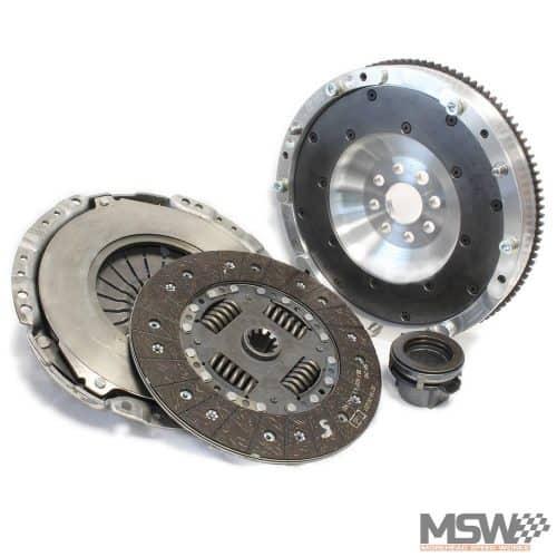 Lightweight Sprung-Hub Clutch & Flywheel Kit for E36/E46/Z3