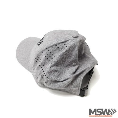 MSW Grey Heather Back