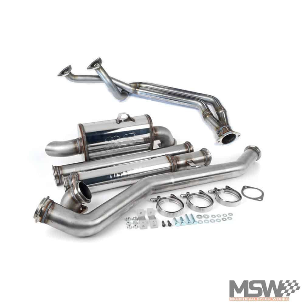 Spec E46 Complete Exhaust System