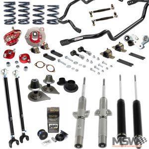Spec E46 Suspension Kit