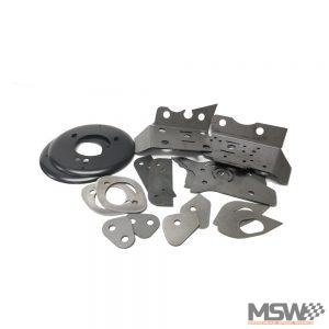 E46 Reinforcement Plate Kit