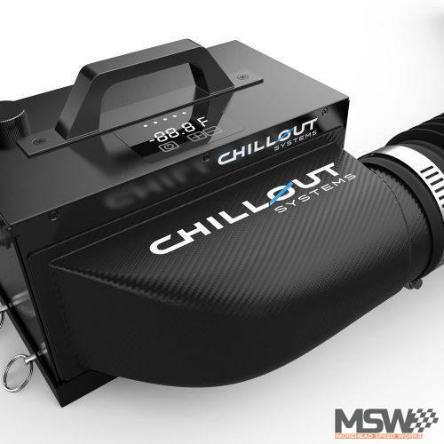 "Chillout 4"" Carbon Air Plenum"