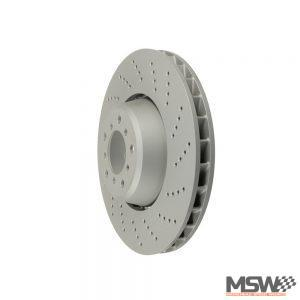 Zimmermann E46 M3 Floating Rotors