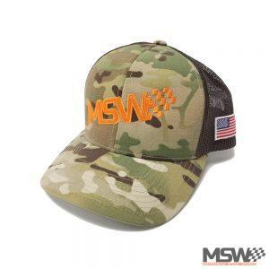 MSW Multicam Hat