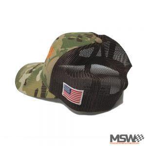 MSW Multicam Hat