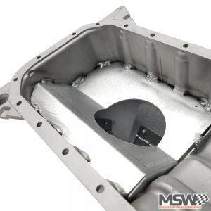 BMW Baffled Oil Pan