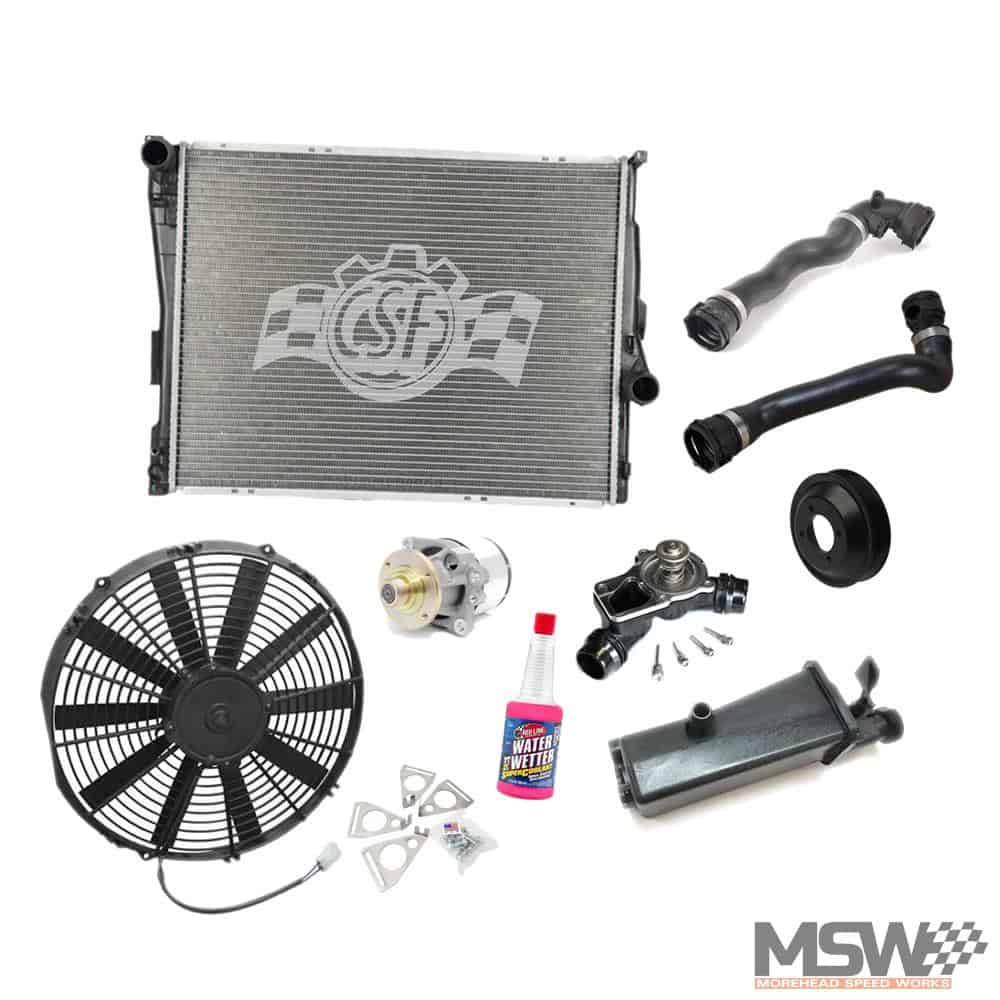 E46 Cooling System