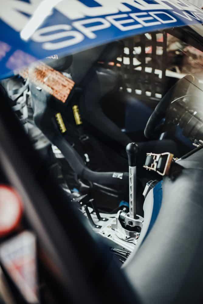 BMW Race Shifter