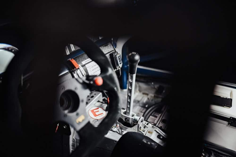 Kinematic Speed Race Shifter